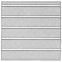 rolovací mříž Microforata plocha
